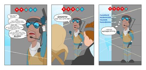 Ghost Recon Online Comic 3 by leoslim