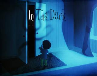 In The Dark Cover by leoslim