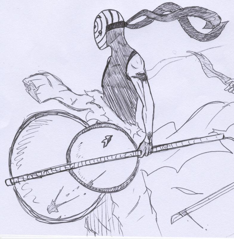 Madara Drawing In Pencil Madara Drawing In Pencil