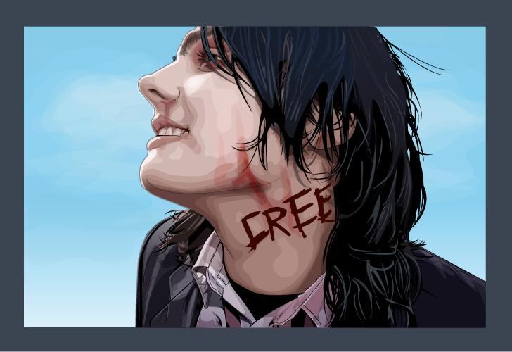 - Creep - Gerard Way by SoftSpirit118