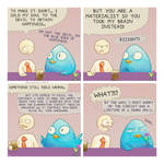 Blue bird of happiness 04