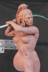 Jar-Eel the Razoress by Moirades