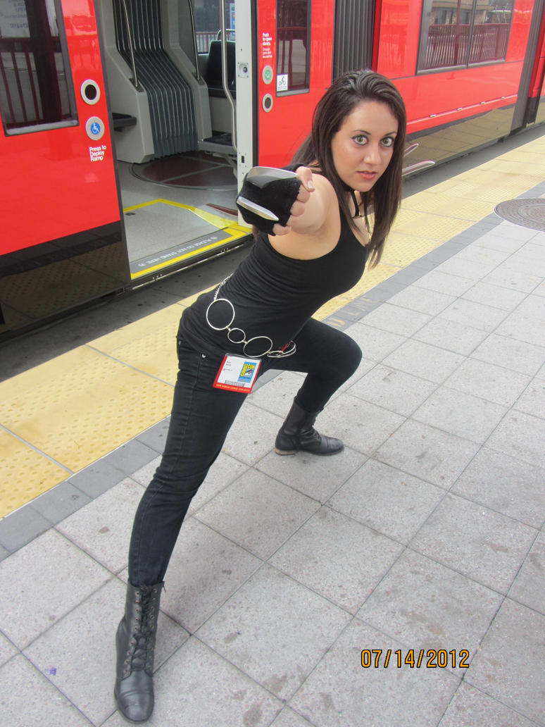 Comic Con 2012 X-23 Cosplay-2 by MajinNeda on DeviantArt X 23 Cosplay Wallpaper