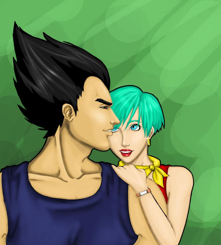 The Saiyan Prince and the Capsule Princess by MajinNeda