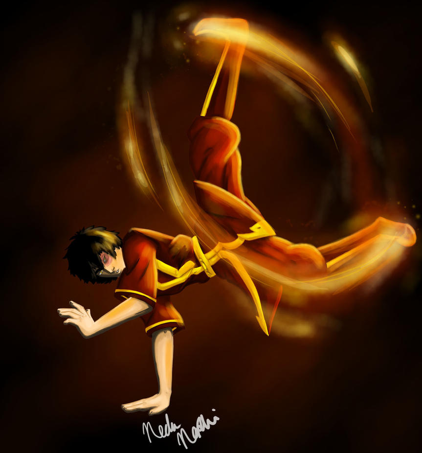 Prince Zuko Sifu Hotman By Majinneda On Deviantart