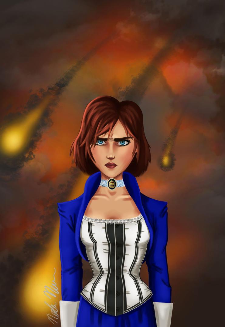 Elizabeth 3/6 by MajinNeda