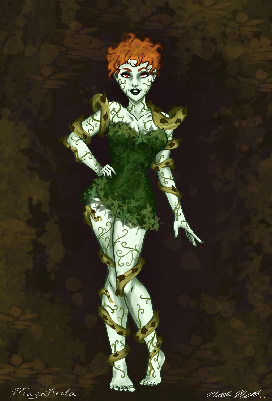 Poison Ivy by MajinNeda