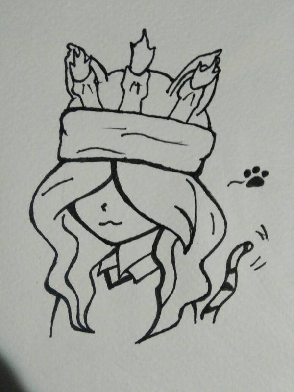 Neko Tataru-Senpai!!!  by OtakuGurlLady