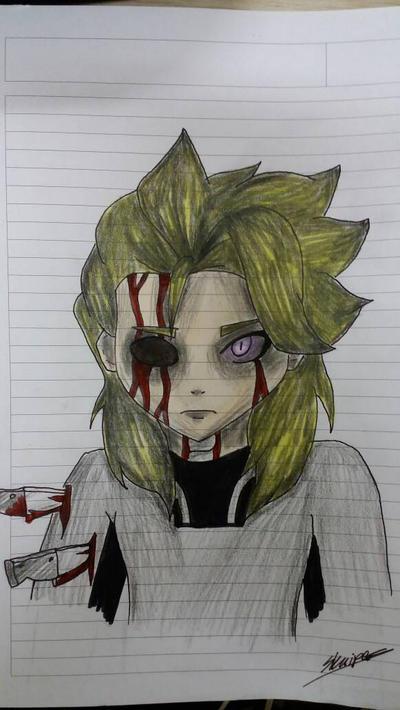 Inazuma Eleven Go  Storm Wolf  Horror by OtakuGurlLady