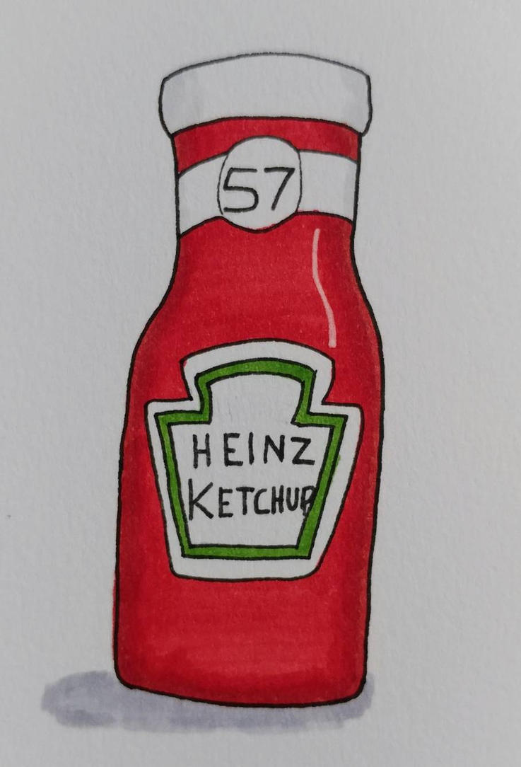 Ketchup  by shadowIreaper