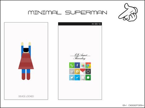 Minimal Superman
