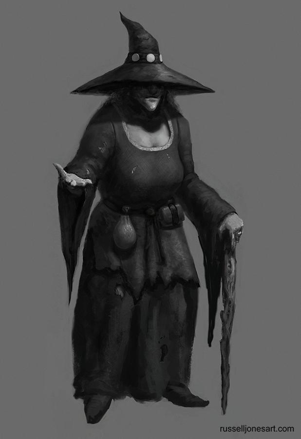 Basic Witch by Jones0da