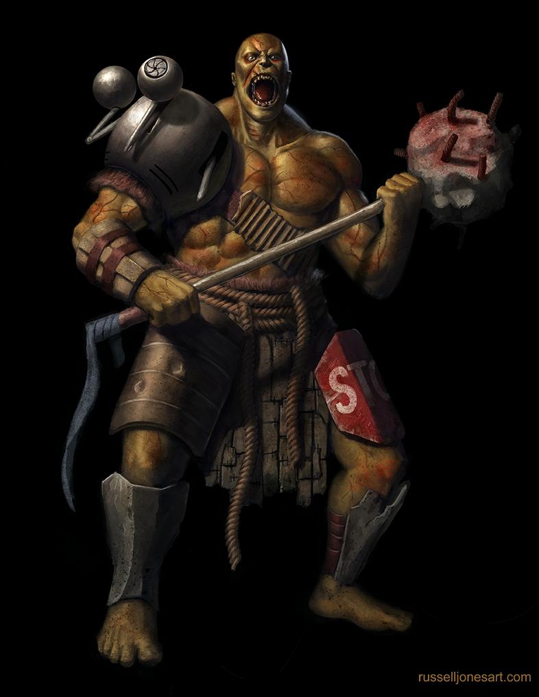 Fallout brute by Jones0da