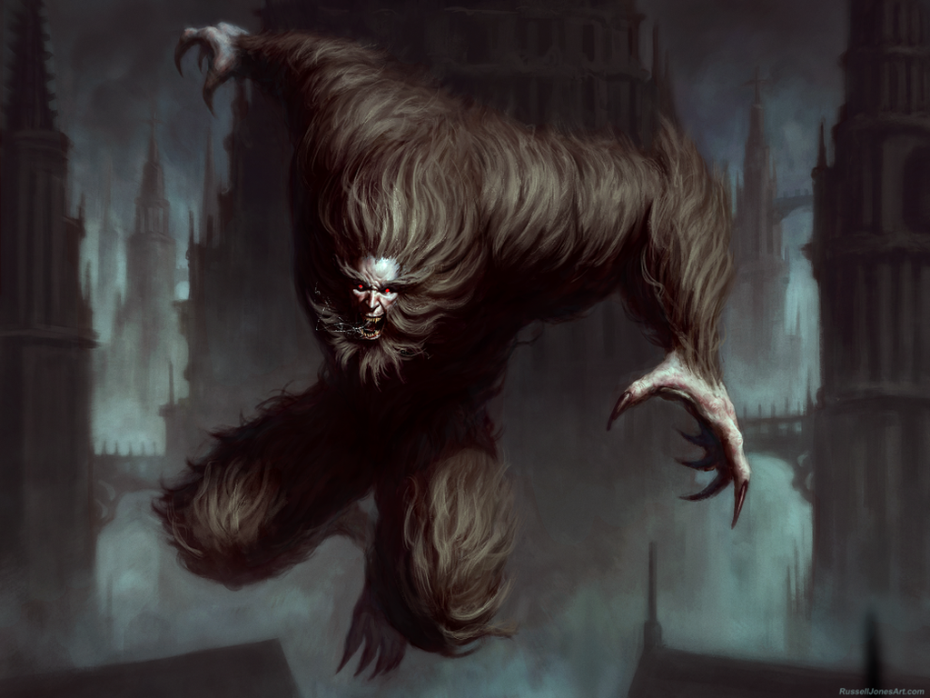 Wolf Beast by Jones0da