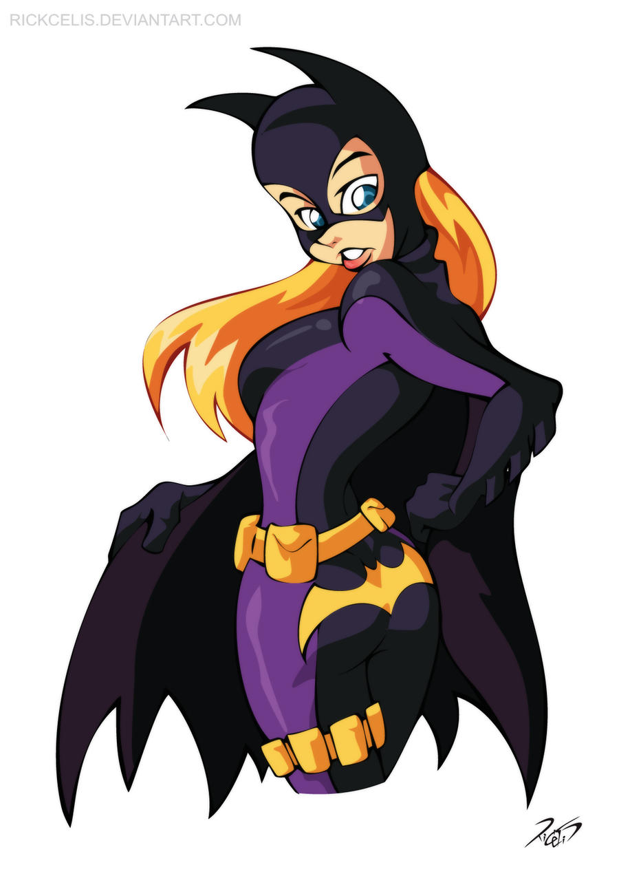 Commission - Stephanie Brown by RickCelis