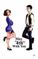 May the 4th be with you by RickCelis