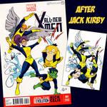 All New X -Men