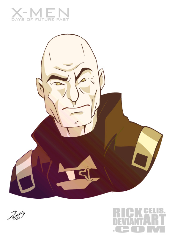 X-men DOFP 03 by RickCelis