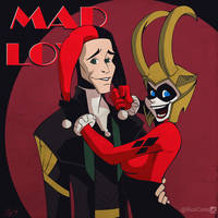 Mad Love by RickCelis