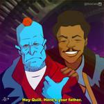 Lando and Yondu