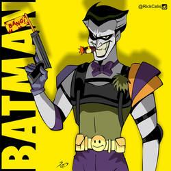 Killer Joker by RickCelis