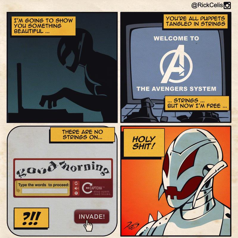 Avengers Age of Ultron -  teaser leaked