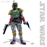 SW 02 - Boba Fett