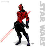 SW 05 - Darth Maul