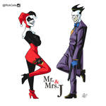 Mr and Ms J