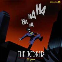 The Joker TAS by RickCelis