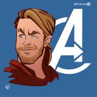 Thor Odinson by RickCelis