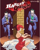 Joker of Two Worlds by RickCelis
