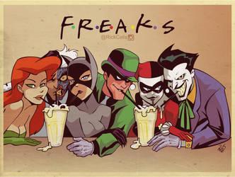 F.R.E.A.K.S by RickCelis