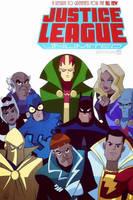 Justice League 1 - JLU Style by RickCelis
