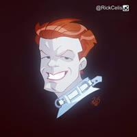 J by RickCelis