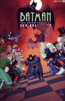 Batman Rebirth 29 BTAS style by RickCelis