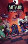 Batman Rebirth 29 BTAS style