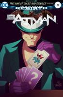 Batman 27 - After Mike Janin by RickCelis