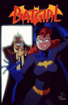Batgirl after Alex Garner