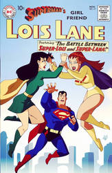 Superman's GIRL FRIEND Lois Lane - After CURT SWAN