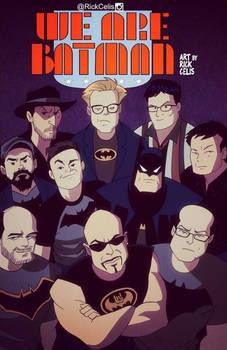 We Are Batman