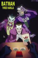 BATMAN - 3HAMILLS by RickCelis