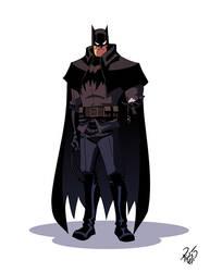 Batman 1891 by RickCelis