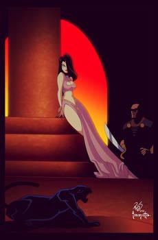 Frazetta Gotham Girls 01 - Talia