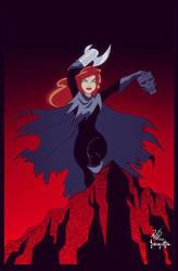 Frazetta Gotham Girls 04 - Andrea
