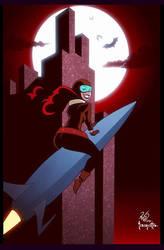 Frazetta Gotham Girls 05 - Roxy