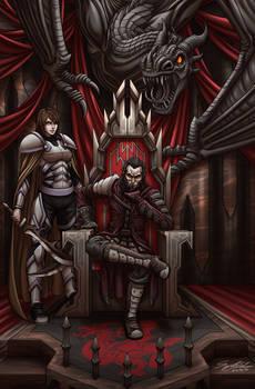 High king of the Dark Fire Legionnaire