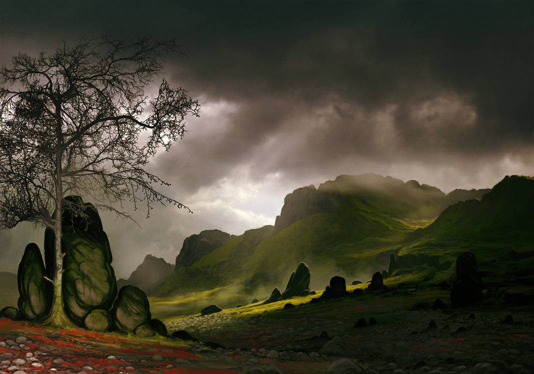 The Tundra by arcipello