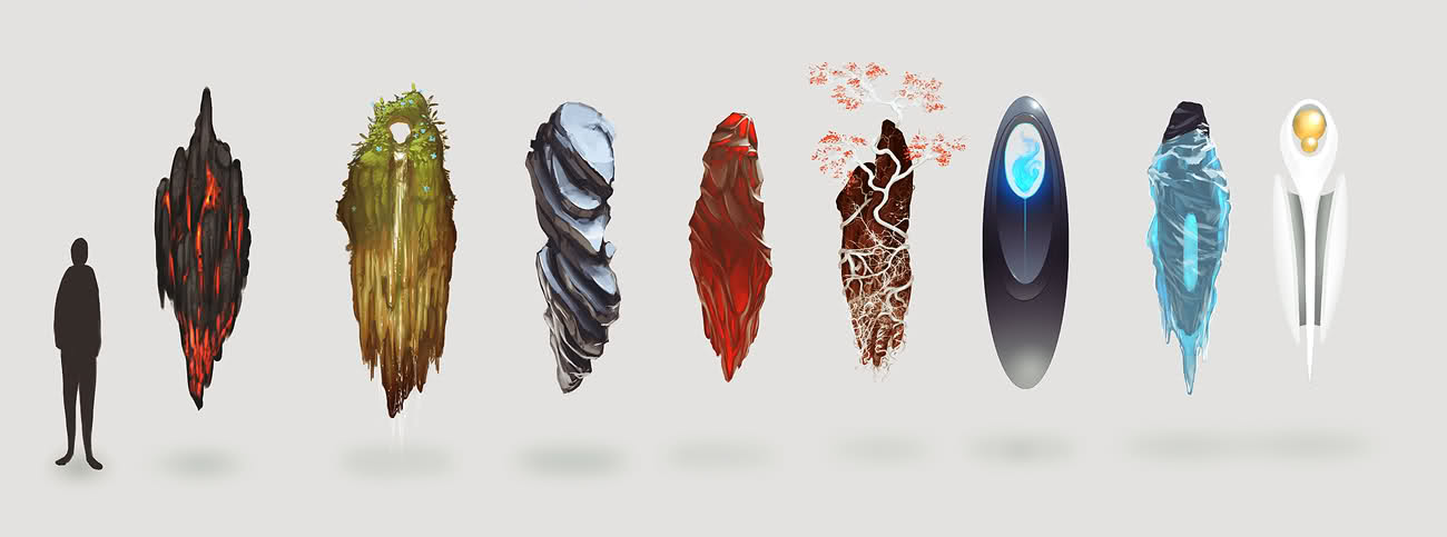 Stones by arcipello