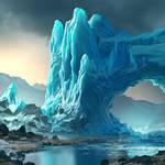 Glacier Sketch
